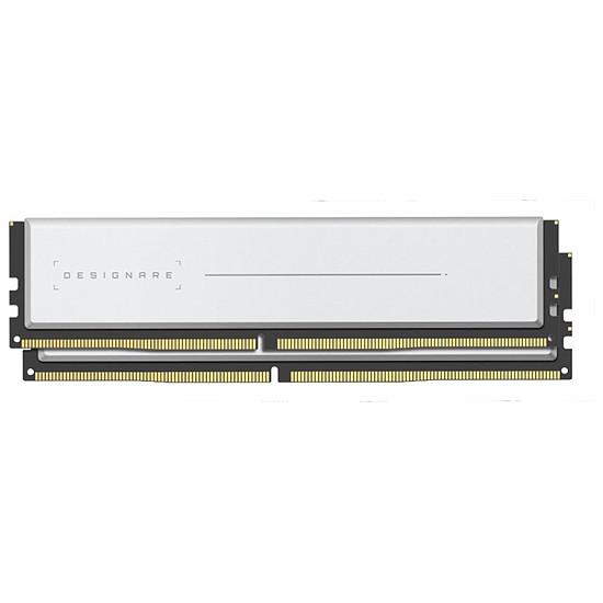 Mémoire Gigabyte Designare Blanche - 2 x 32 Go (64 Go) - DDR4 3200 MHz - CL16