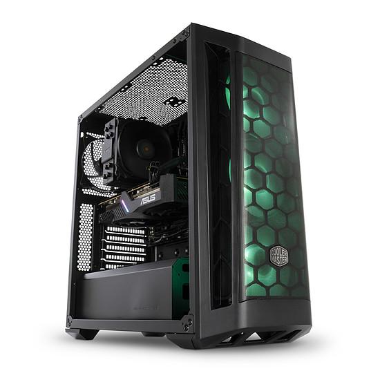 PC de bureau Materiel.net Airscape - Powered by Asus [ PC Gamer ]