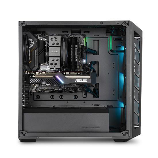PC de bureau Materiel.net Airscape - Powered by Asus [ Win10 - PC Gamer ] - Autre vue