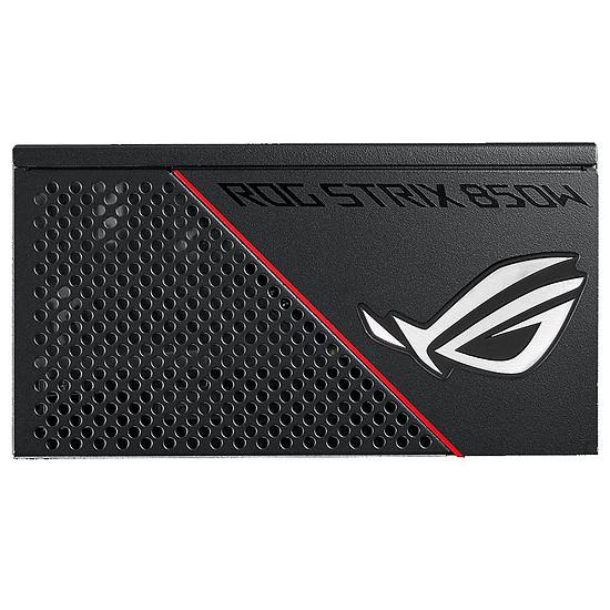 Alimentation PC Asus ROG Strix 850G - Gold - Autre vue