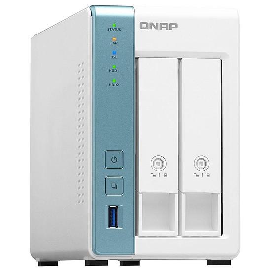 Serveur NAS QNAP NAS TS-231P3-2G