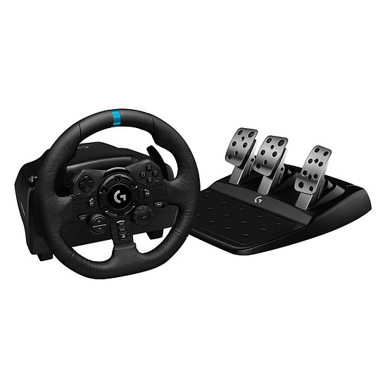 Simulation automobile Logitech G923 (PC / Playstation)