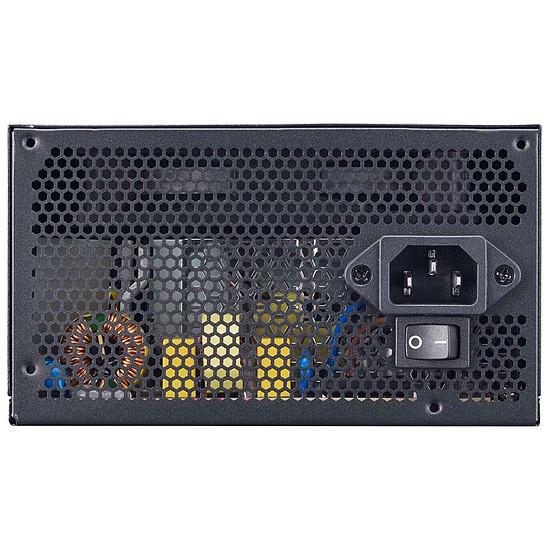 Alimentation PC Cooler Master MWE 650W V2 - Bronze - Autre vue