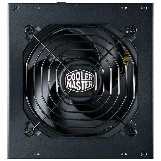 Alimentation PC Cooler Master MWE 550W FM V2 - Gold - Autre vue