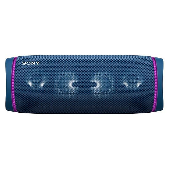 Enceinte sans fil Sony SRS-XB43 Bleu - Enceinte portable