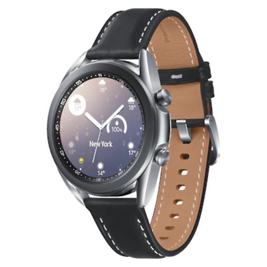 Montre connectée Samsung Galaxy Watch 3 (Mystic Silver) - GPS - 41 mm