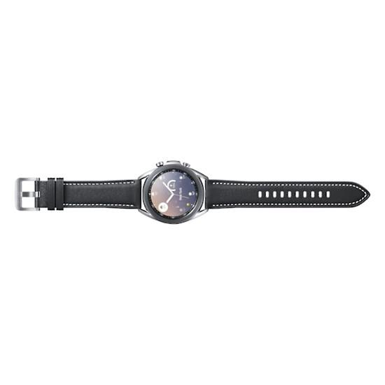 Montre connectée Samsung Galaxy Watch 3 (Mystic Silver) - GPS - 41 mm - Autre vue