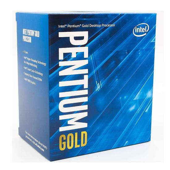 Processeur Intel Pentium Gold G6400