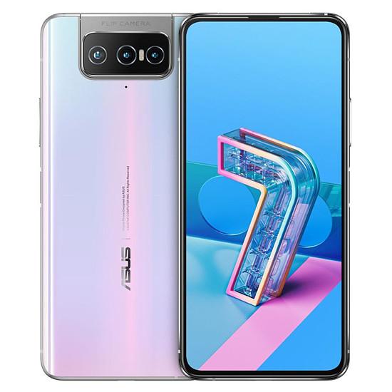 Smartphone et téléphone mobile Asus Zenfone 7 Blanc