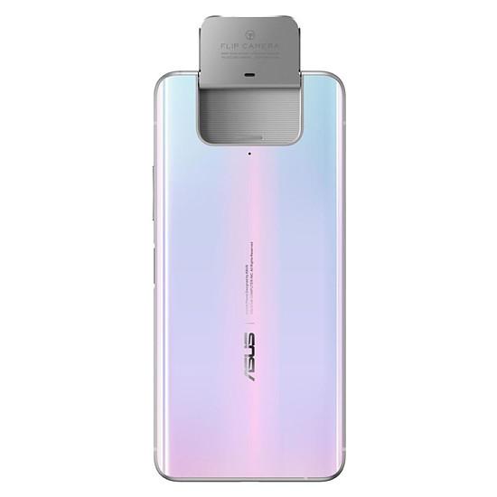 Smartphone et téléphone mobile Asus Zenfone 7 Blanc - Autre vue