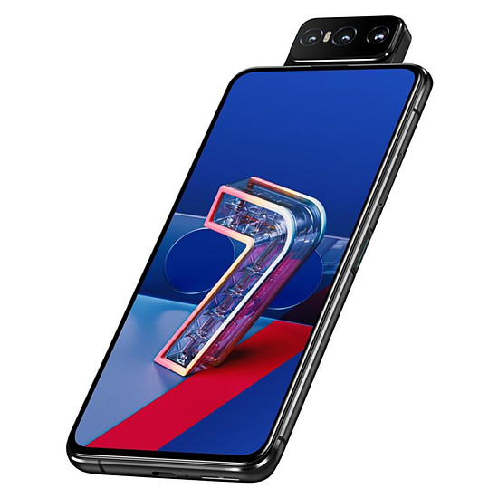 Smartphone et téléphone mobile Asus Zenfone 7 Noir - Autre vue