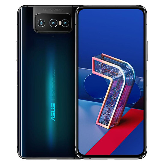 Smartphone et téléphone mobile Asus Zenfone 7 Pro Noir