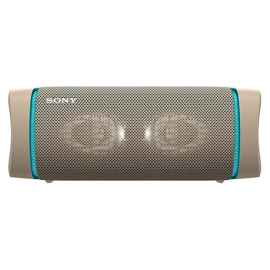 Enceinte sans fil Sony SRS-XB33 Gris - Enceinte portable
