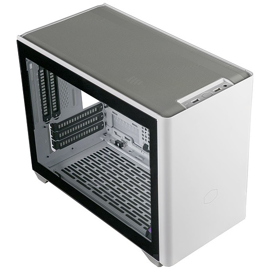 Boîtier PC Cooler Master MasterBox NR200P - Blanc