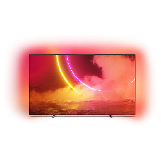 TV Philips 55OLED805 - TV OLED 4K UHD HDR - 139 cm - Autre vue