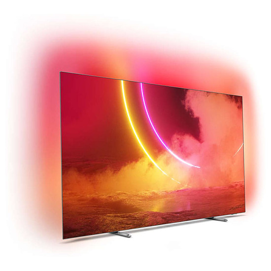 TV Philips 65OLED805 - TV OLED 4K UHD HDR - 164 cm