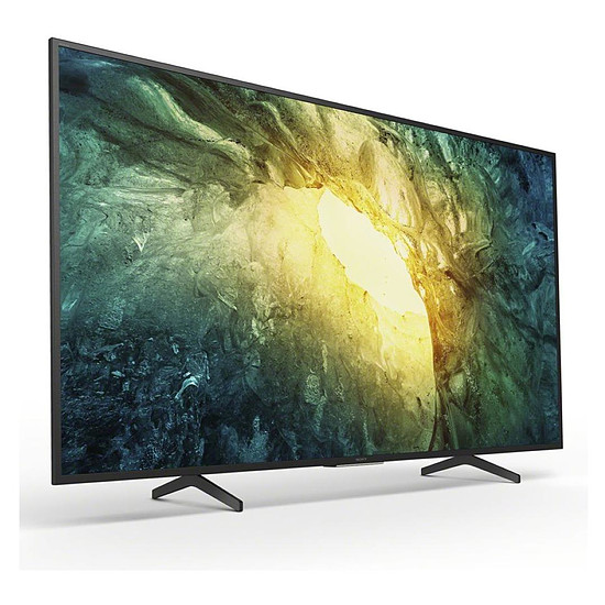 TV Sony KD65X7005 - TV 4K UHD HDR - 164 cm