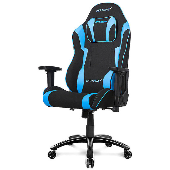 Fauteuil / Siège Gamer AKRacing Core EX-Wide Special Edition - Bleu
