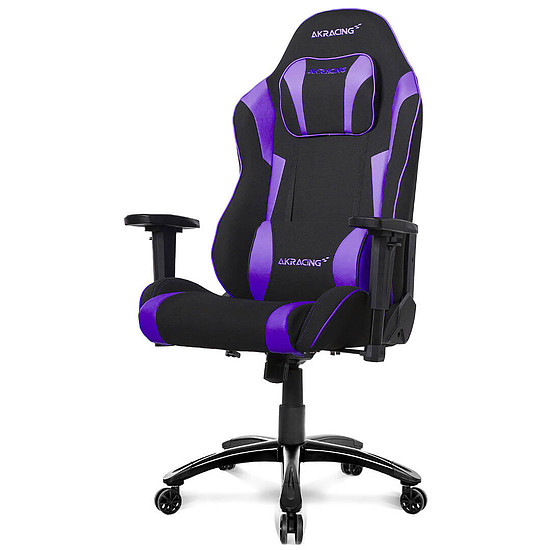 Fauteuil / Siège Gamer AKRacing Core EX-Wide Special Edition - Violet