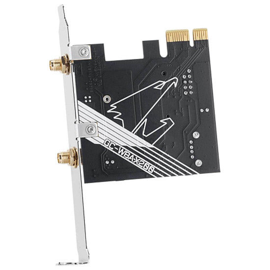 Carte réseau QNAP Carte WiFi 6 QXP-W6-AX200 - Autre vue