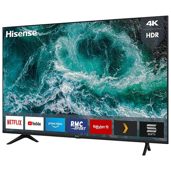 TV Hisense 50A7100F - TV 4K UHD HDR - 126 cm - Autre vue