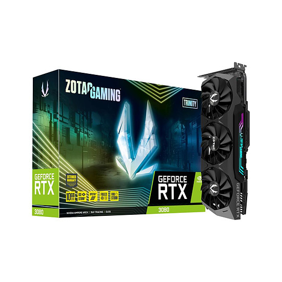 Carte graphique Zotac GeForce RTX 3080 TRINITY