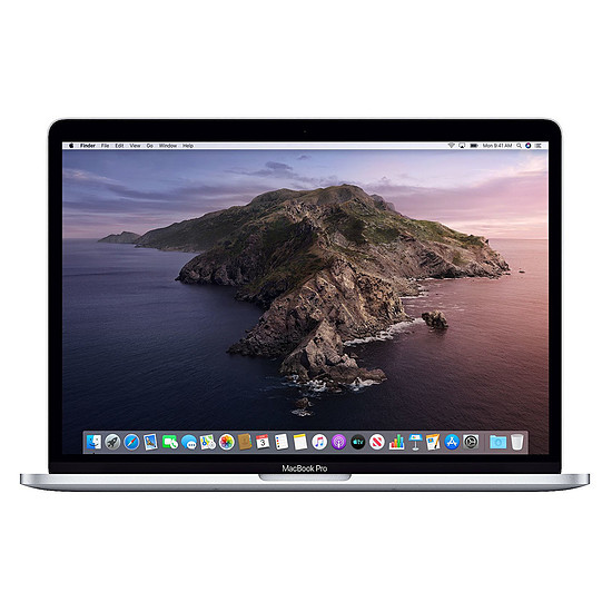 "Macbook Apple MacBook Pro (2020) 13"" Argent (MWP82FN/A)"