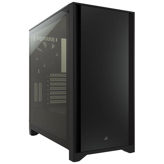 Boîtier PC Corsair 4000D - Noir