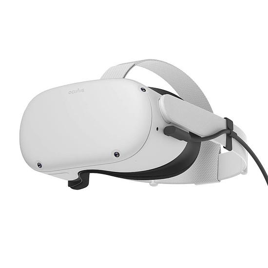 Réalité Virtuelle Oculus Link - Autre vue