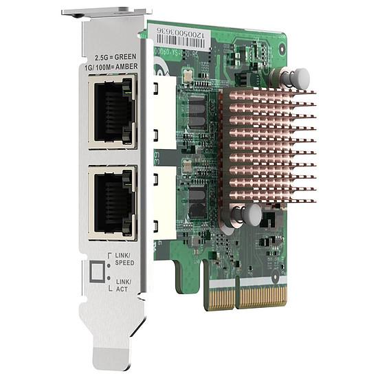 Carte réseau QNAP QXG-2G2T-I225