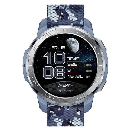 Montre connectée Honor Watch GS Pro Bleu - GPS