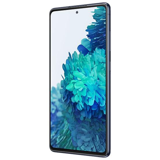 Smartphone et téléphone mobile Samsung Galaxy S20 FE G780 4G (bleu) - 128 Go - 6 Go - Autre vue