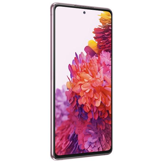 Smartphone et téléphone mobile Samsung Galaxy S20 FE G780 4G (violet) - 128 Go - 6 Go