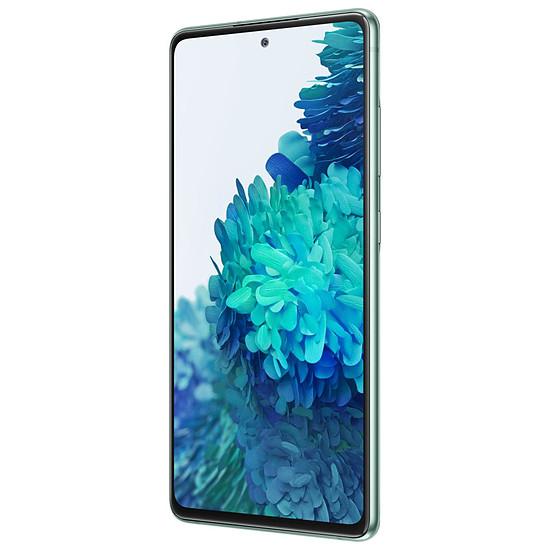 Smartphone et téléphone mobile Samsung Galaxy S20 FE G780 4G (vert) - 128 Go - 6 Go - Autre vue