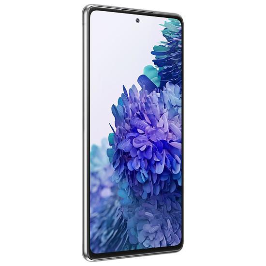 Smartphone et téléphone mobile Samsung Galaxy S20 FE G780 4G (blanc) - 128 Go - 6 Go
