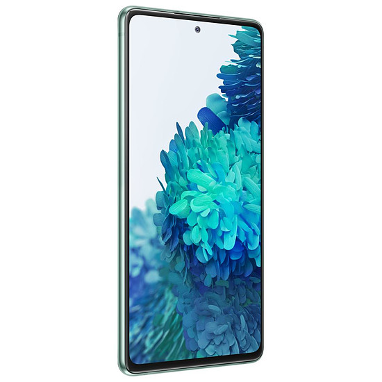 Smartphone et téléphone mobile Samsung Galaxy S20 FE G781 5G (vert) - 128 Go - 6 Go