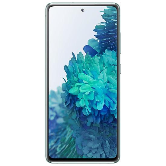 Smartphone et téléphone mobile Samsung Galaxy S20 FE G781 5G (vert) - 128 Go - 6 Go - Autre vue