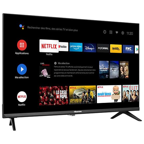 TV Hisense 32A5700FA - TV LED HD - 80 cm