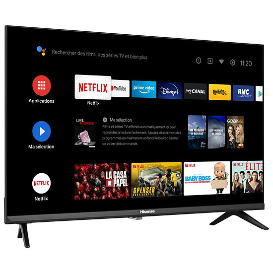 TV Hisense 40A5700FA - TV LED Full HD - 100 cm