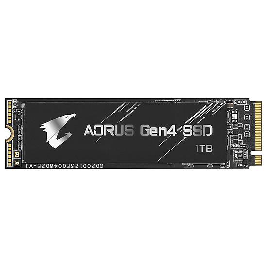 Disque SSD Aorus M.2 Gen 4 Black - 1 To