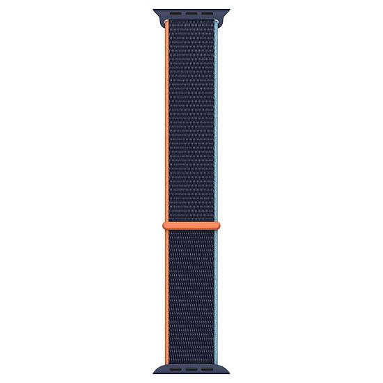 Accessoires montre et bracelet Apple Boucle Sport marine intense 44 mm