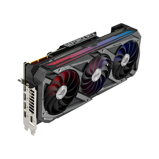 Carte graphique Asus GeForce RTX 3090 ROG STRIX OC - Autre vue