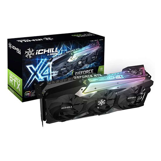 Carte graphique Inno3D GeForce RTX 3090 iCHILL X4