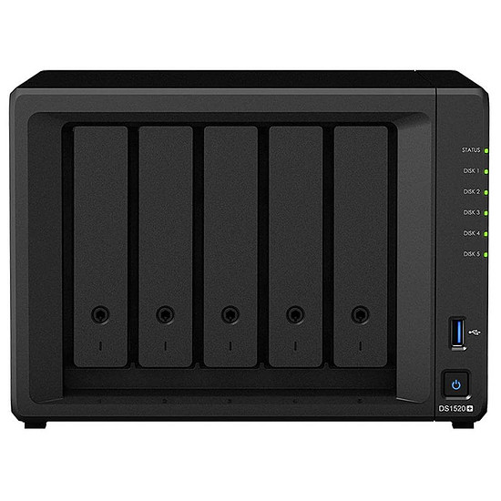 Serveur NAS Synology NAS DS1520+