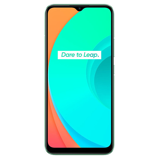 Smartphone et téléphone mobile Realme C11 Vert - 32 Go - 2 Go