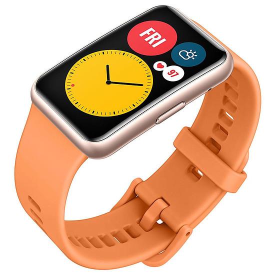 Montre connectée Huawei Watch Fit Orange