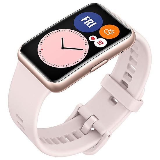 Montre connectée Huawei Watch Fit Rose