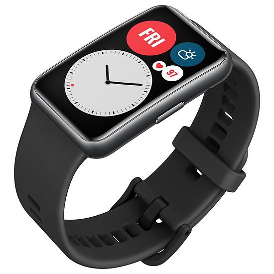 Montre connectée Huawei Watch Fit Noir