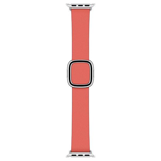 Accessoires montre et bracelet Apple Bracelet Boucle moderne rose agrume 40 mm - Small