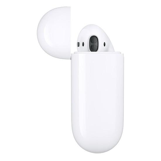 Casque Audio Apple AirPods 2 avec boîtier de charge sans fil - Écouteurs sans fil - Autre vue